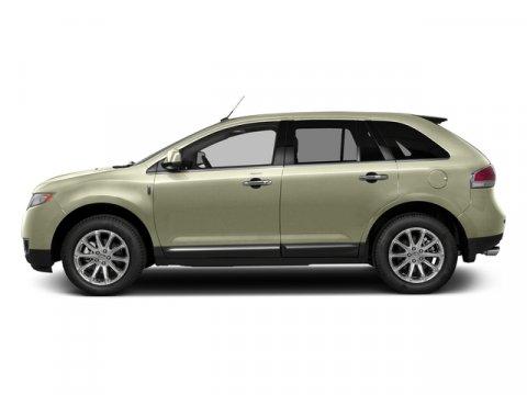 2015 Lincoln MKX 111 Platinum Dune Metallic Tri-CoatStone V6 37 L Automatic 0 miles LincolnG