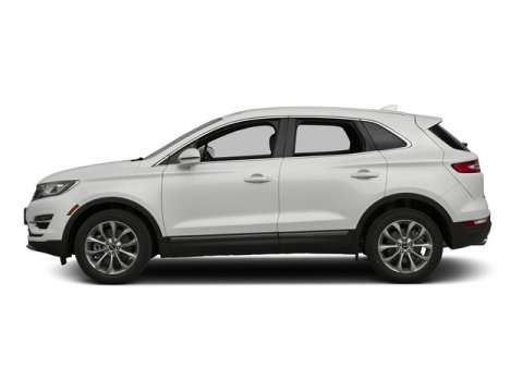 2015 Lincoln MKC White Platinum Metallic Tri-CoatEbony V4 20 L Automatic 11 miles  CLIMATE PAC