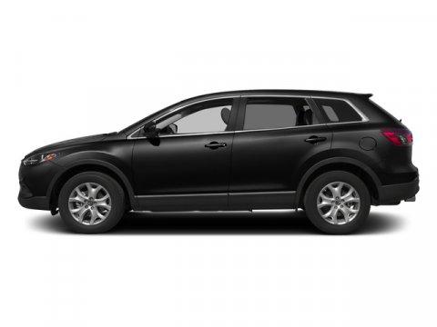 2015 Mazda CX-9 Touring Jet Black MicaBlack V6 37 L Automatic 10 miles  BLACK LEATHER TRIMMED