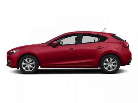 2015 Mazda Mazda3 i Grand Touring Soul Red MetallicBlack V4 20 L Automatic 11 miles  REAR BUM