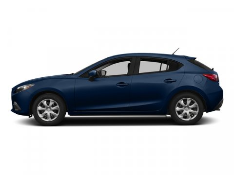 2015 Mazda Mazda3 i Touring Deep Crystal Blue MicaBlack V4 20 L Automatic 10 miles In the wor