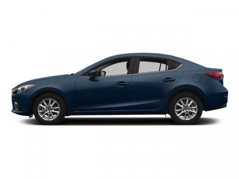 2015 Mazda Mazda3 i Sport Blue Reflex MicaBlack V4 20 L Automatic 10 miles In the world of co