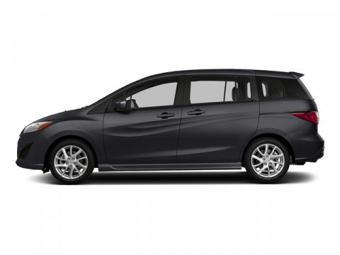 2015 Mazda Mazda5 Sport Meteor Gray Mica V4 25 L Automatic 6 miles With sporty performance pu