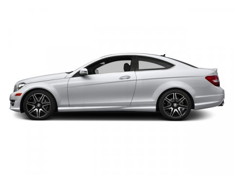 2015 Mercedes C-Class C350 Polar WhiteAlmond Mocha Mb V6 35 L Automatic 5 miles  Rear Wheel Dr