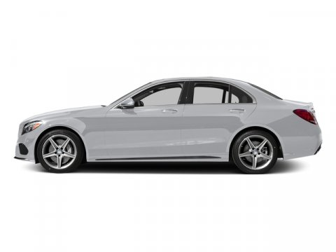 2015 Mercedes C-Class C300 Polar WhiteBlack Mb Tex V4 20 L Automatic 8 miles Stop by Walters