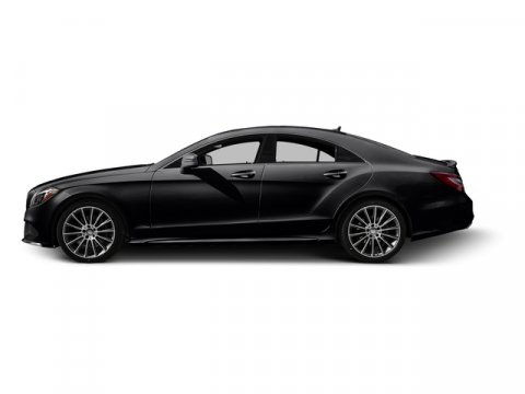 2015 Mercedes CLS-Class CLS400 BlackCrystl Laurite V6 30 L Automatic 7 miles  Turbocharged