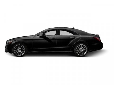 2015 Mercedes CLS-Class CLS400 Magnetite Black MetallicCrystalSeashel V6 30 L Automatic 5 mil