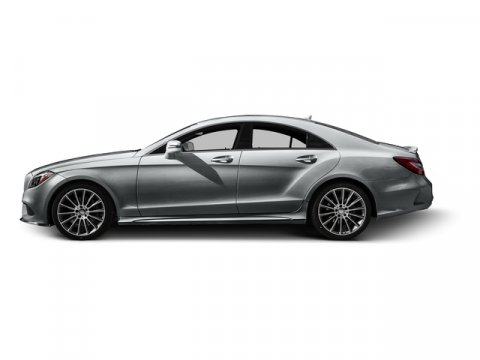 2015 Mercedes CLS-Class CLS400 Iridium Silver MetallicBlack Leather V6 30 L Automatic 5 miles