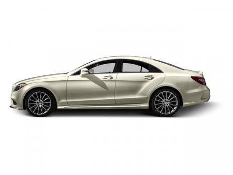 2015 Mercedes CLS-Class CLS400 Designo Diamond White MetallicBlack Leather V6 30 L Automatic 7