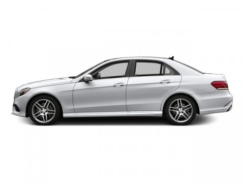 2015 Mercedes E-Class E400 Polar WhiteCharcoal Leathe V6 30 L Automatic 9 miles  Turbocharged