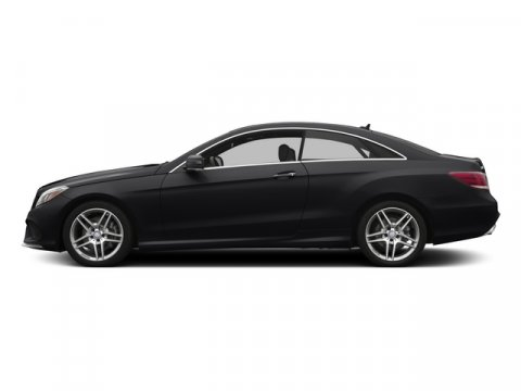 2015 Mercedes E-Class E400 Coupe BlackRed Black V6 30 L Automatic 5 miles  Turbocharged  Rear