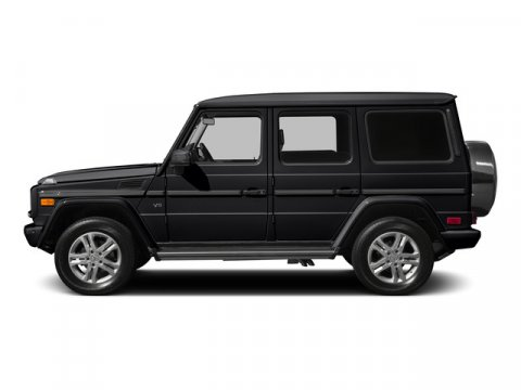 2015 Mercedes G-Class G550 BlackDesigno Black V8 55 L Automatic 18 miles  All Wheel Drive  Lo