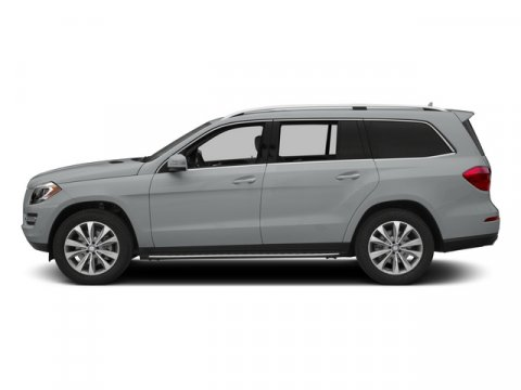 2015 Mercedes GL-Class GL450 4MATIC Iridium Silver MetallicCharcoal Leathe V6 30 L Automatic 5