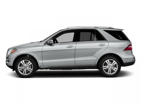 2015 Mercedes M-Class ML350 Iridium Silver MetallicCharcoal Leathe V6 35 L Automatic 3 miles