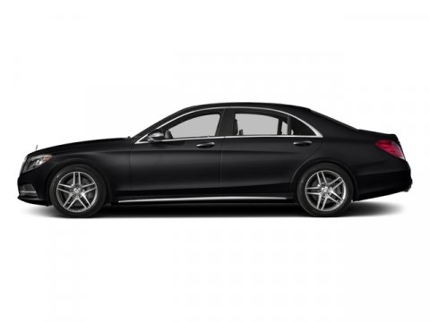2015 Mercedes S-Class S550 Sedan BlackDesigno Deep-Se V8 47 L Automatic 7 miles  Turbocharged