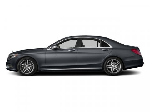 2015 Mercedes S-Class S550 Sedan Anthracite Blue MetallicDesigno Deep-Se V8 47 L Automatic 6 m