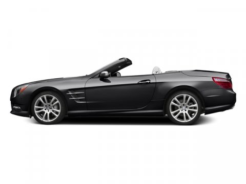 2015 Mercedes SL-Class SL400 BlackBlack Premium L V6 30 L Automatic 5 miles  Turbocharged  Re
