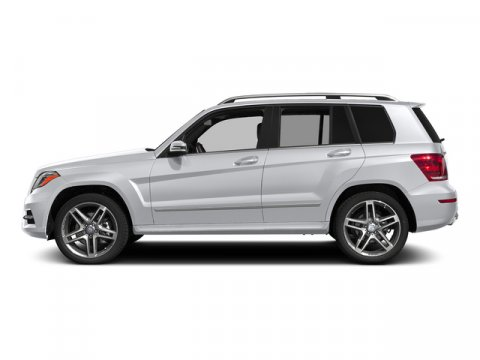 2015 Mercedes GLK-Class GLK250 BlueTEC 4MATIC Polar WhiteBlack Mb Tex V4 21 L Automatic 4 miles