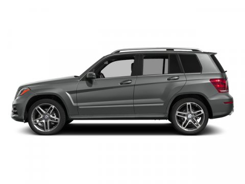 2015 Mercedes GLK-Class GLK250 BlueTEC 4MATIC Palladium Silver MetallicBlack Mb Tex V4 21 L Aut
