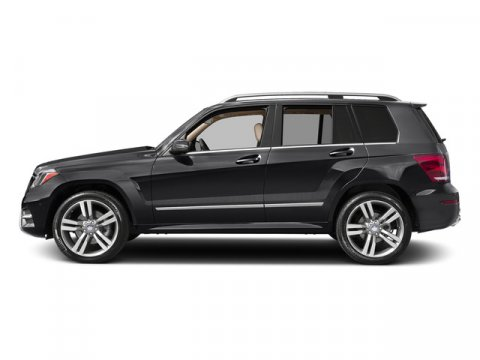 2015 Mercedes GLK-Class GLK350 BlackBlack Mb Tex V6 35 L Automatic 4 miles  Rear Wheel Drive