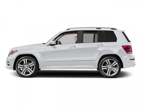 2015 Mercedes GLK-Class GLK350 Polar WhiteBlack Mb Tex V6 35 L Automatic 8 miles  Rear Wheel