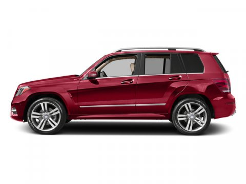 2015 Mercedes GLK-Class GLK350 Mars RedAlmond Mb Tex V6 35 L Automatic 9 miles  Rear Wheel Dr