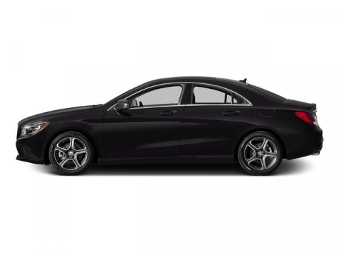2015 Mercedes CLA-Class CLA250 Night BlackBlk Mb Tex V4 20 L Automatic 8 miles  Turbocharged