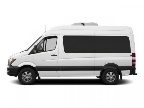 2015 Mercedes Sprinter Passenger Van RWD 2500 144 Arctic WhiteTunja Black V4 21 L Automatic 6 m