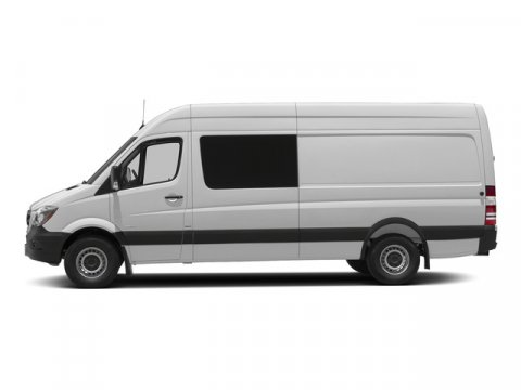 2015 Mercedes Sprinter Crew Van 2500 170 Arctic WhiteTunja Black V6 30 L Automatic 4 miles For