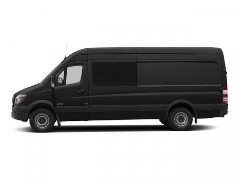 2015 Mercedes Sprinter Crew Van 2500 170 Obsidian Black MetallicTunja Black V6 30 L Automatic 5