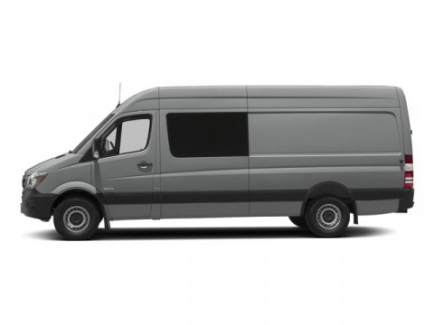 2015 Mercedes Sprinter Crew Van 2500 144 Pebble GrayTunja Black V4 21 L Automatic 5 miles For