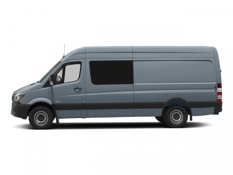 2015 Mercedes Sprinter Crew Van 2500 170 Blue GrayTunja Black V6 30 L Automatic 6 miles For al