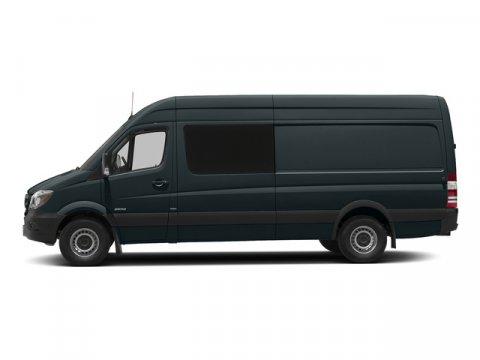 2015 Mercedes Sprinter Crew Van 2500 170 Tenorite Gray MetallicBlack V6 30 L Automatic 5 miles