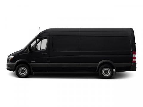 2015 Mercedes Sprinter Cargo Van RWD 2500 170 EXT Jet BlackTunja Black V6 30 L Automatic 0 mil