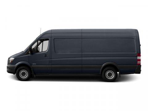 2015 Mercedes Sprinter Cargo Van 2500 170 Graphite GrayTunja Black V6 30 L Automatic 0 miles F