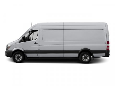 2015 Mercedes Sprinter Cargo Van RWD 3500 170 Brilliant Silver MetallicTunja Black V6 30 L Autom
