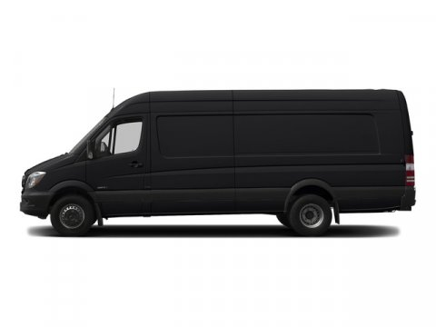2015 Mercedes Sprinter Cargo Van RWD 3500 170 EXT Jet BlackTunja Black V6 30 L Automatic 8 mile