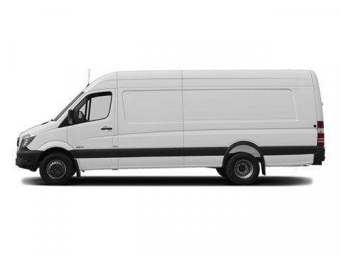 2015 Mercedes Sprinter Cargo Van RWD 3500 170 EXT Arctic WhiteTunja Black V6 30 L Automatic 9 m
