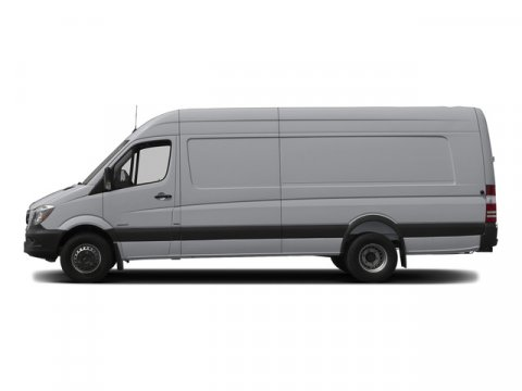 2015 Mercedes Sprinter Cargo Van RWD 3500 170 EXT Brilliant Silver MetallicTunja Black V6 30 L
