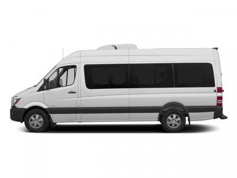 2015 Mercedes Sprinter Passenger Van RWD 2500 170 Arctic WhiteTunja Black V6 30 L Automatic 0