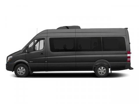 2015 Mercedes Sprinter Passenger Van 2500 170 Obsidian Black MetallicTunja Black V4 21 L Automat