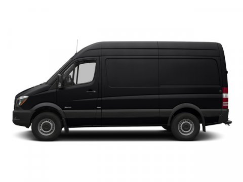 2015 Mercedes Sprinter Cargo Van RWD 2500 144 Jet BlackLeatherette Bla V6 30 L Automatic 48 mi
