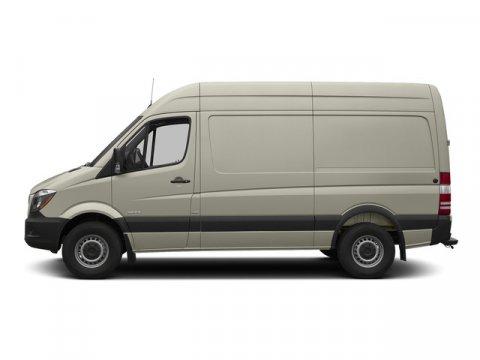 2015 Mercedes Sprinter Cargo Van RWD 2500 144 Gray WhiteTunja Black V4 21 L Automatic 9 miles