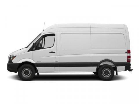 2015 Mercedes Sprinter Cargo Van RWD 2500 144 Arctic WhiteTunja Black V4 21 L Automatic 10 mile