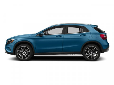 2015 Mercedes GLA-Class GLA250 4MATIC South Seas Blue MetallicBlack Interior V4 20 L Automatic