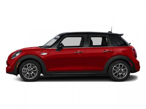 2015 MINI Cooper Hardtop 4 Door S Blazing Red MetallicK9E1 LEATHERETTE CARBON BLACK V4 20 L Aut