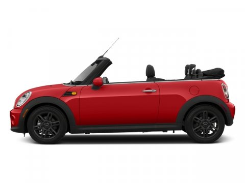 2015 MINI Cooper Convertible Chili RedK9E1 CARBON BLACK LEATHERETTE V4 16 L Automatic 0 miles