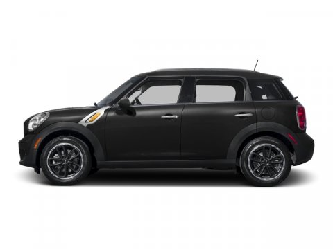 2015 MINI Cooper Countryman S Absolute Black MetallicBlack V4 16 L  7 miles  ABSOLUTE BLACK M