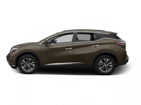 2015 Nissan Murano SL Java Metallic V6 35 L Variable 0 miles Inspired by the future of aerosp