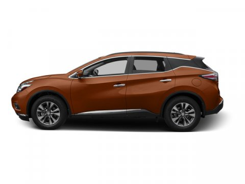 2015 Nissan Murano SL Pacific Sunset MetallicBrown V6 35 L Variable 0 miles  Front Wheel Driv